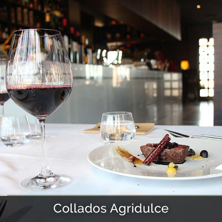 Grupo Collados | Menú degustación Nuestro menú degustación refleja la personalidad de nuestra gastronomía de autor. Una…