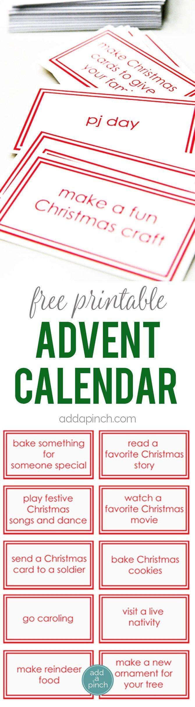 Advent Calendar Quiz Template Printable Advent Calendar Christmas Advent Calendar Diy Advent Calendar