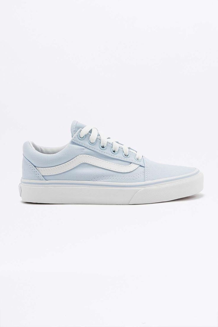 Vans Old Skool Baby Blue Trainers