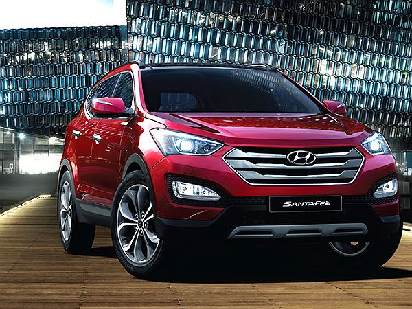 2014 Hyundai Santa Fe SUV To Be Launched At Auto Show In February