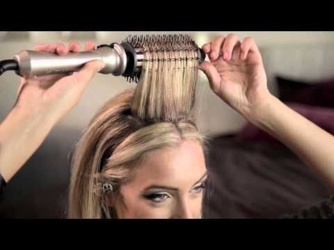 ▶ How to create a 60's bouffant hairstyle #BouffantHairModern
