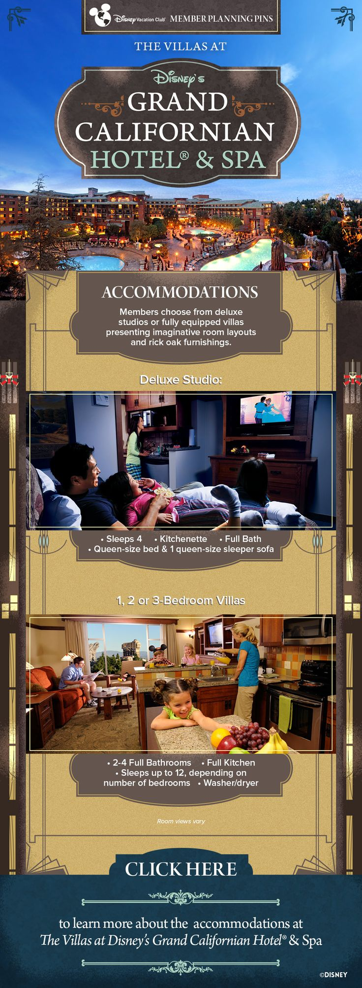 17 best images about disney vacation club resorts on - Disney grand californian 2 bedroom suite ...