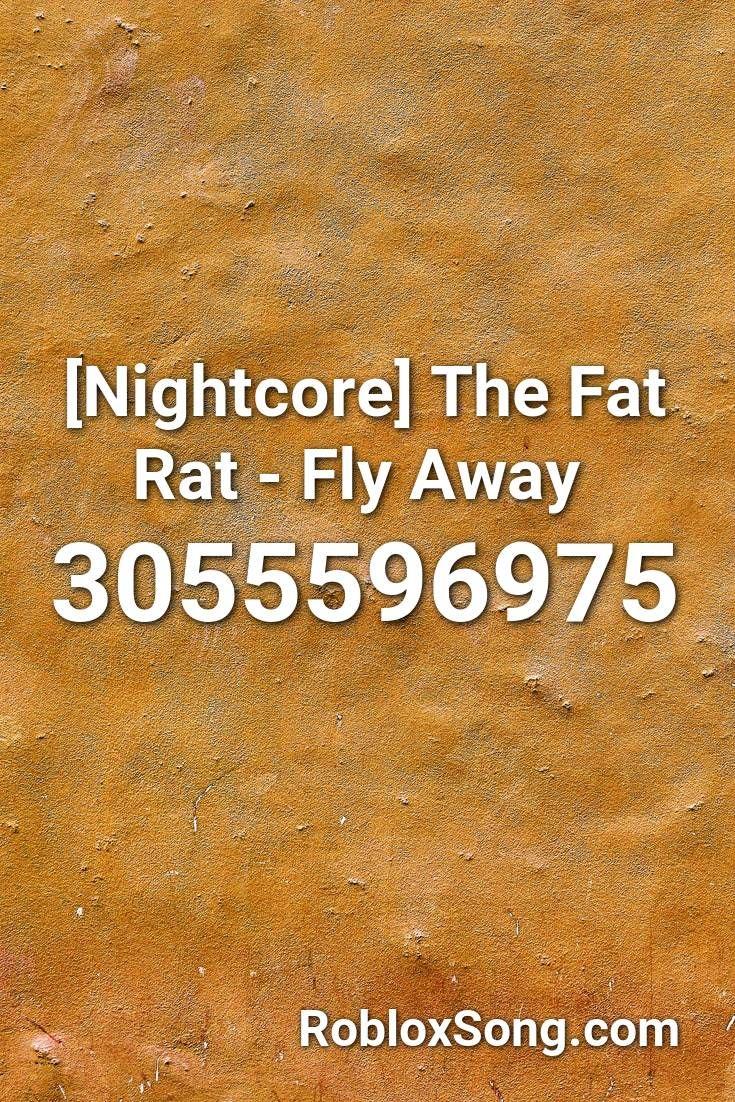 the fat rat roblox id