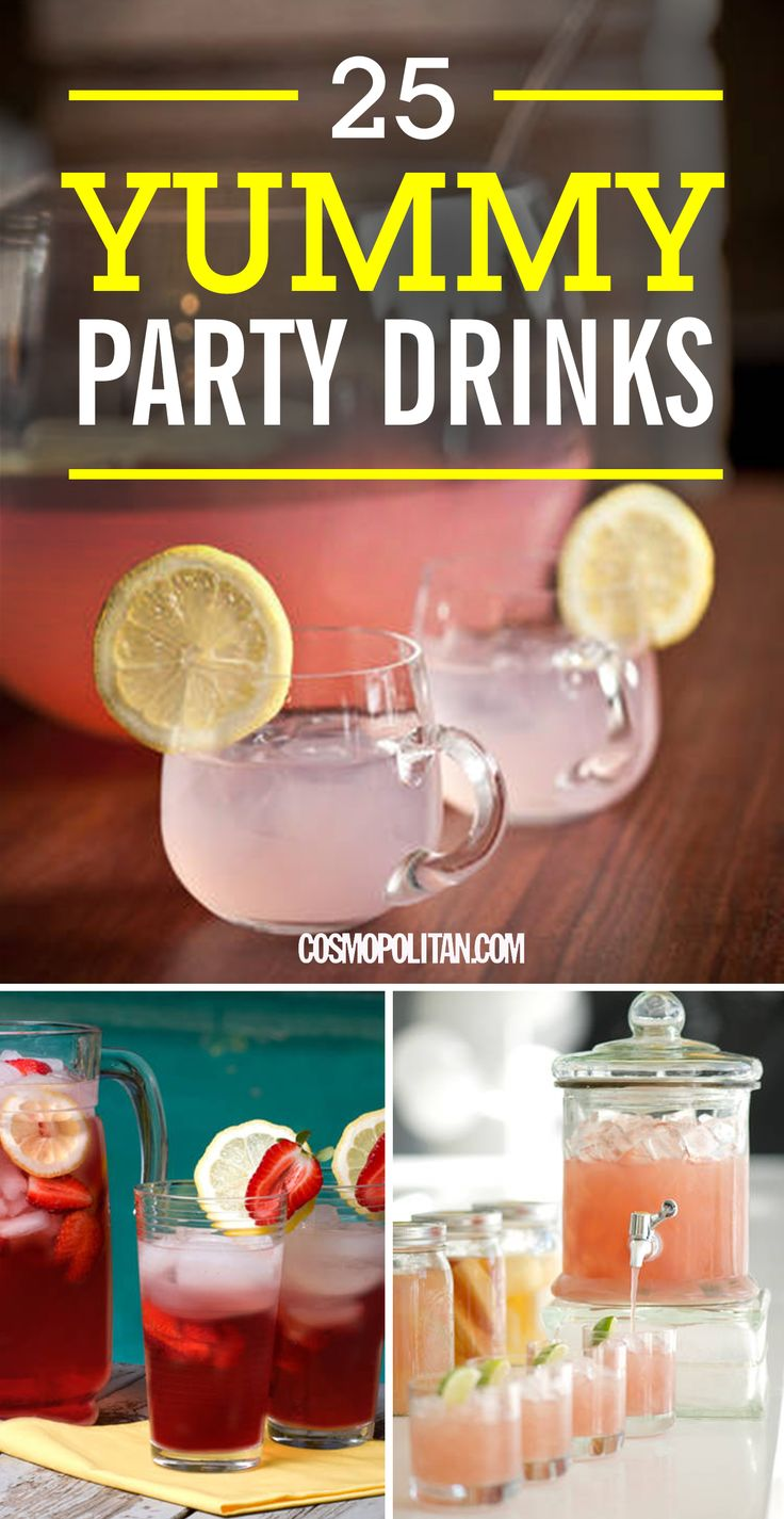 THANKSGIVING DRINKS: Whip up these easy drinks for Thanksgiving, Christmas, or any holiday party! These fun cocktails are tasty, festive, and foolproof! Click through for festive punches, sangrias, and much more!