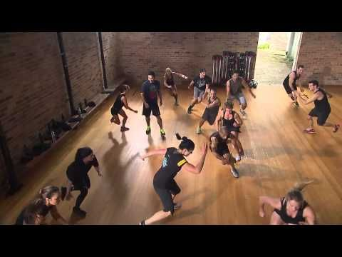 A look into LES MILLS GRIT™ Cardio @ Heathermoon28