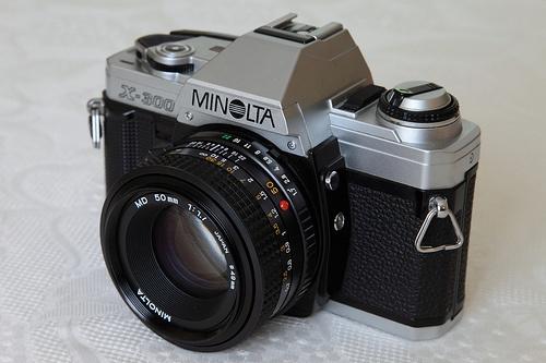Minolta X-300 : OWN