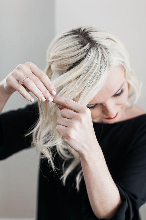 Schulterlange Haare flechten: 15+ kinderleichte Anleitungen fu00fcr jeden Tag L…