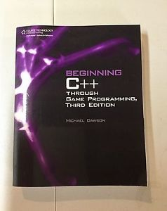 Beginning C Through Game Programming Third Edition New Book 1435457420   eBay