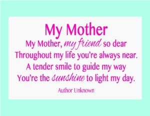 Mothers-Day-Poems