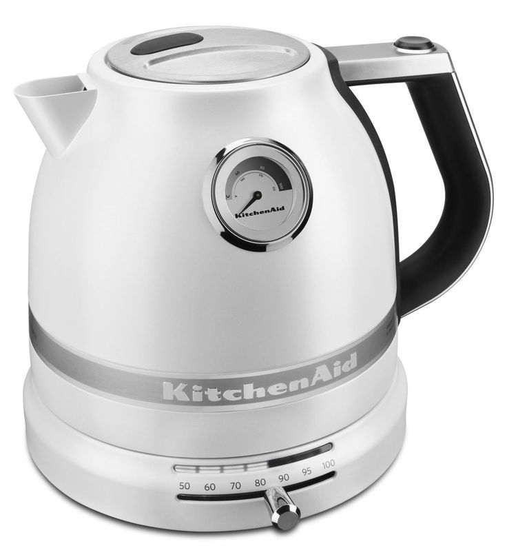 A really fancy kettle - but with all the tea I drink, it may be worthwhile! KitchenAid® Pro Line® Series Electric Kettle