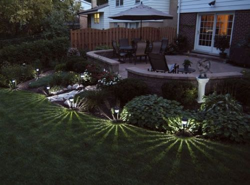 How to install solar landscape lighting find this pin and more on garden lighting