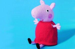 George Pig Knitting Pattern Jumper : FREE PEPPA PIG KNITTING PATTERN JUMPER   KNITTING PATTERN