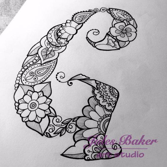 Digital Coloring Page Letter G From Letter Etsy In 2021 Doodle Coloring Coloring Pages Letter G