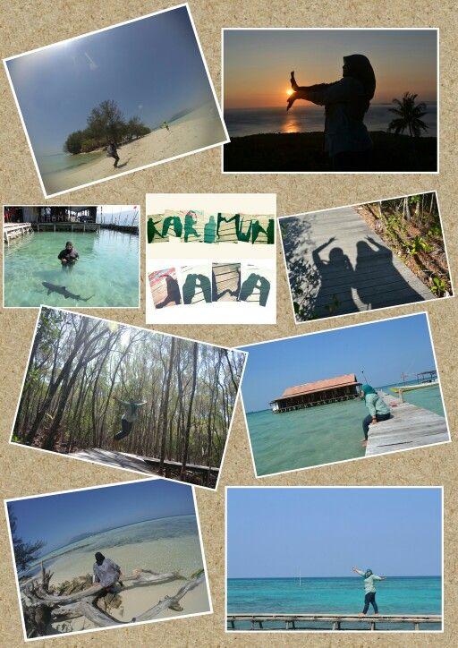 One day at karimun java island...... beautiful