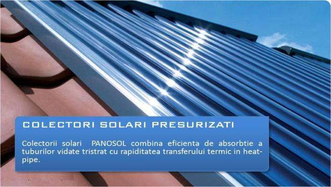 #panosol_panouri solare 20 tuburi la 1699 lei| Panouri solare-Sisteme solare energie gratuita