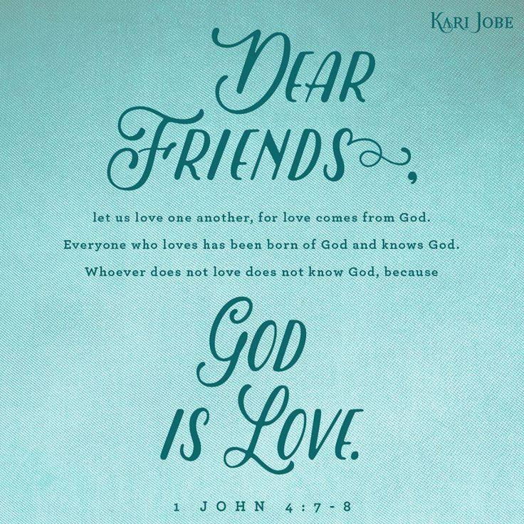 Kari Jobe #GodIsLove