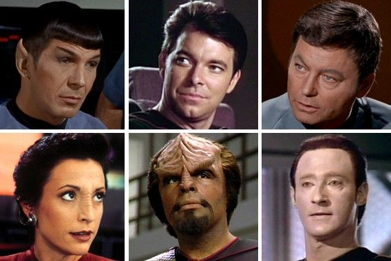 Slate.com/***The Greatest Star Trek Movies, Series, Episodes, Villains, and Crew Members
