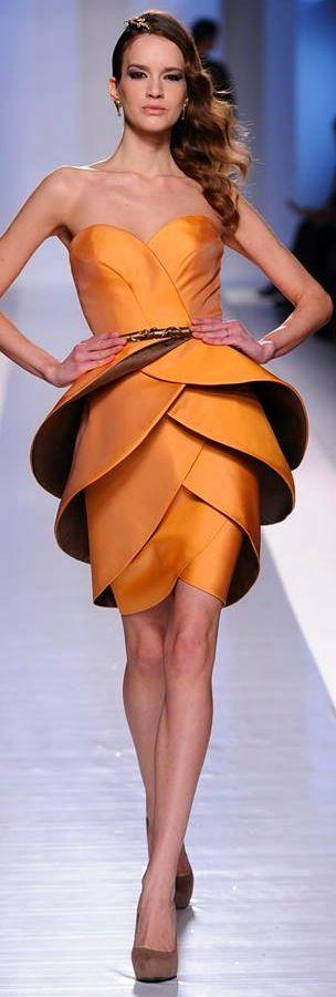 Fausto Sarli Couture - S/S 2013 | The House of Beccaria~  ❤༻ಌOphelia Ryan ಌ༺❤