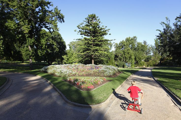 Beautiful gardens for all ages to enjoy