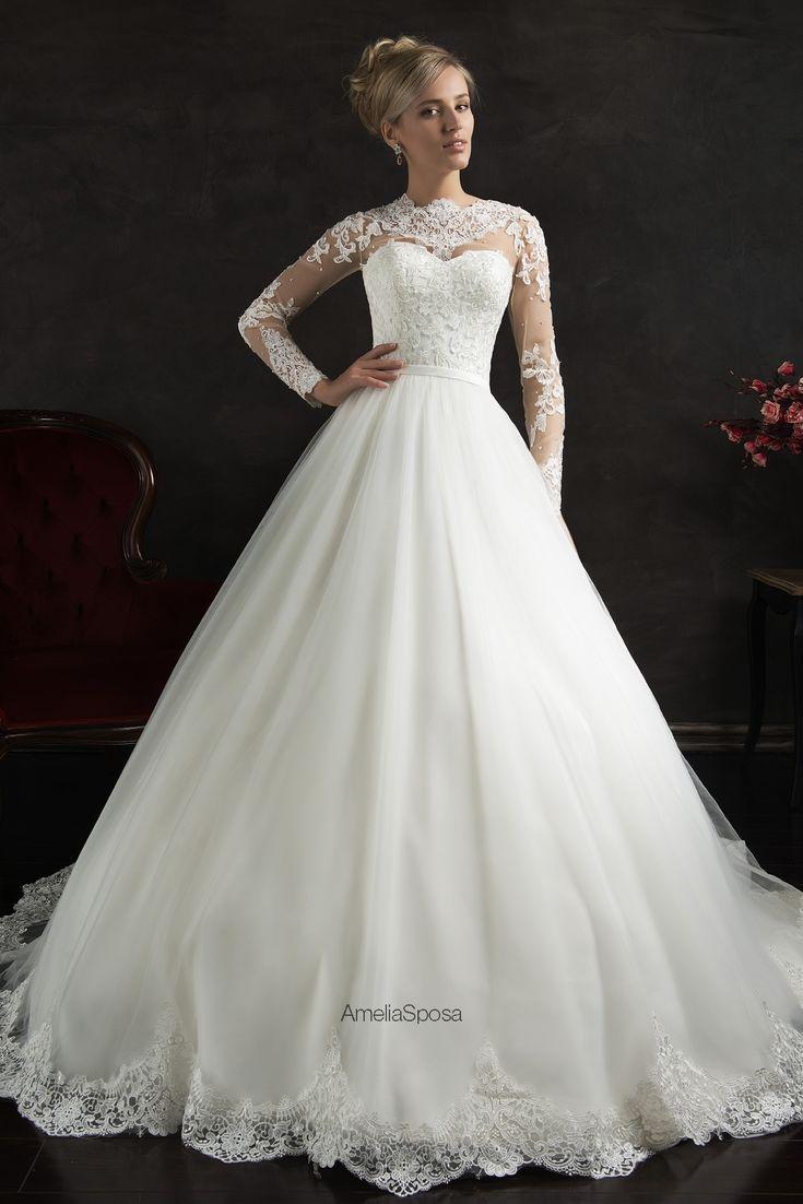Amelia Sposa Wedding Dresses 2015,Nubia   http://www.itakeyou.co.uk/wedding/amelia-sposa-wedding-dress-2015/
