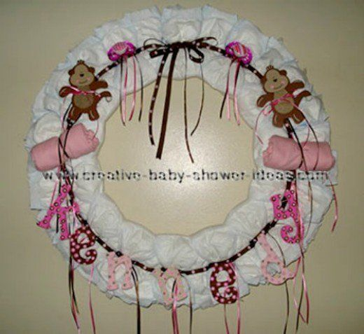 Baby Shower Wreath Instructions: 25+ Best Ideas About Wire Hanger Crafts On Pinterest
