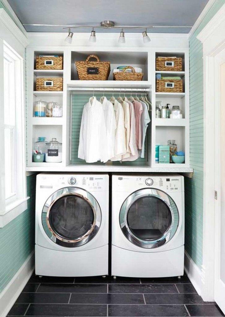 15 superbes designs de buanderie qui vont vous faire adorer la lessive