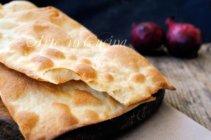 Pane+armeno+lavash+senza+lievito+ricetta+facile