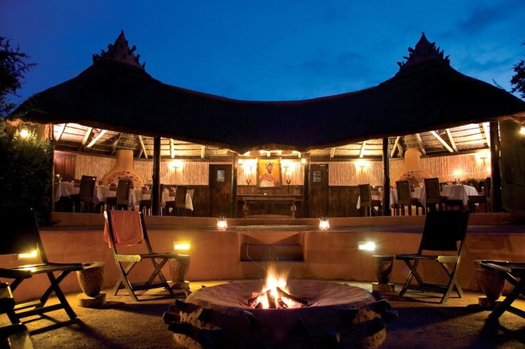 Private Outdoor fire pit