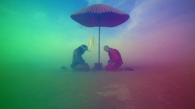 Alternate Reality – Burning Man 2014