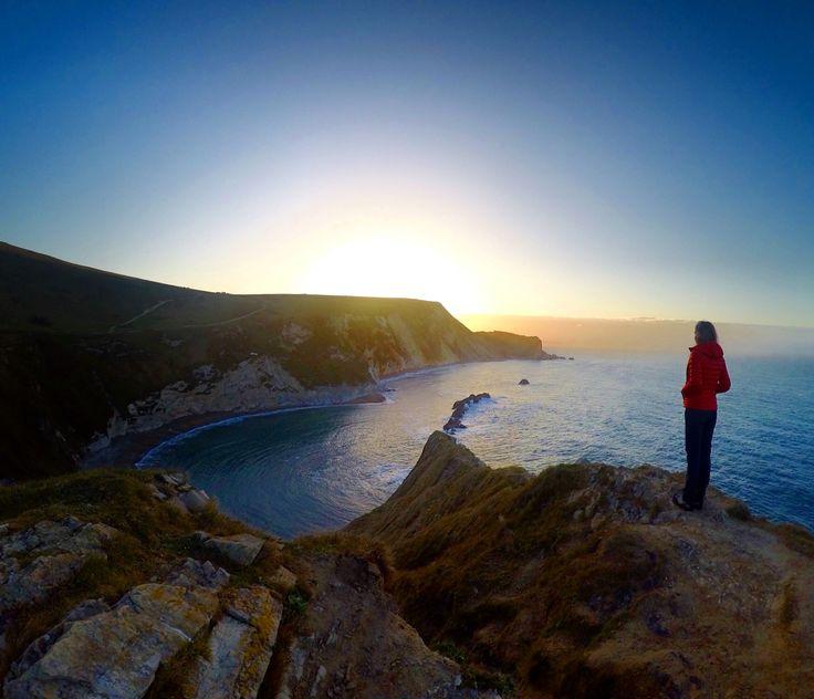Man O'War Cove. Dorset. U.K.