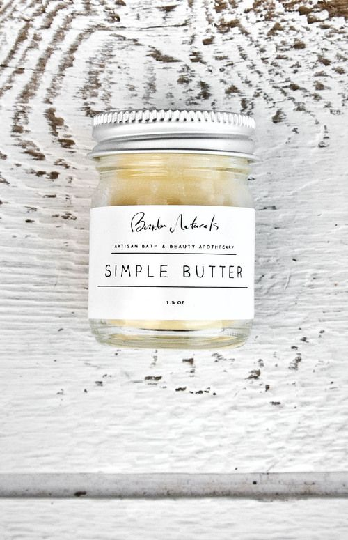 beridan naturals | simple butter.