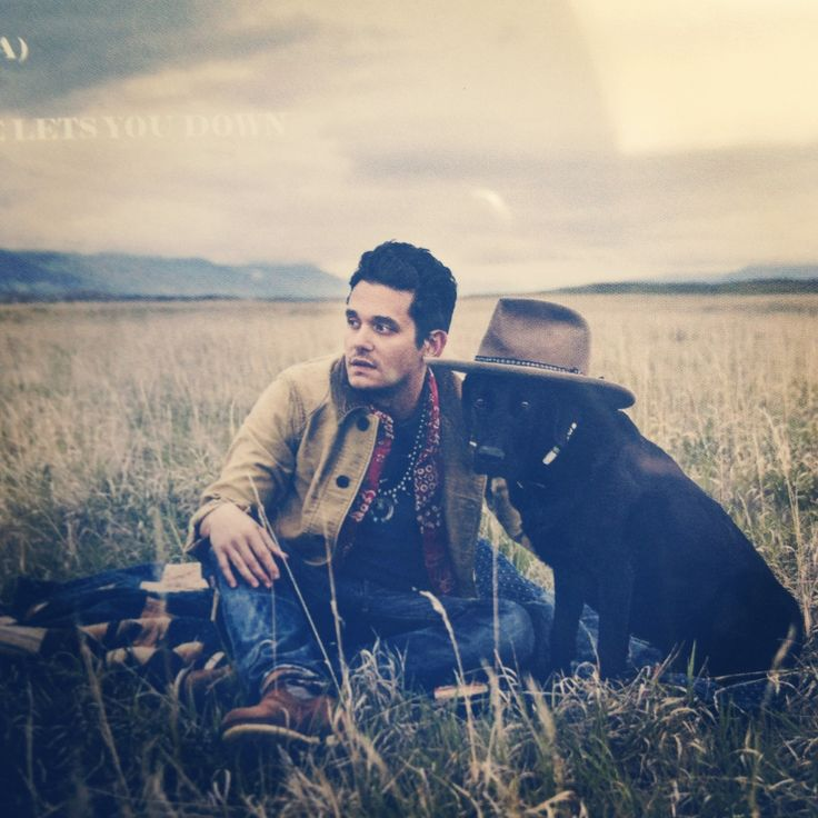 John Mayer, I LOVE his new album Paradise Valley but when I think of it.. I really love all of his music.