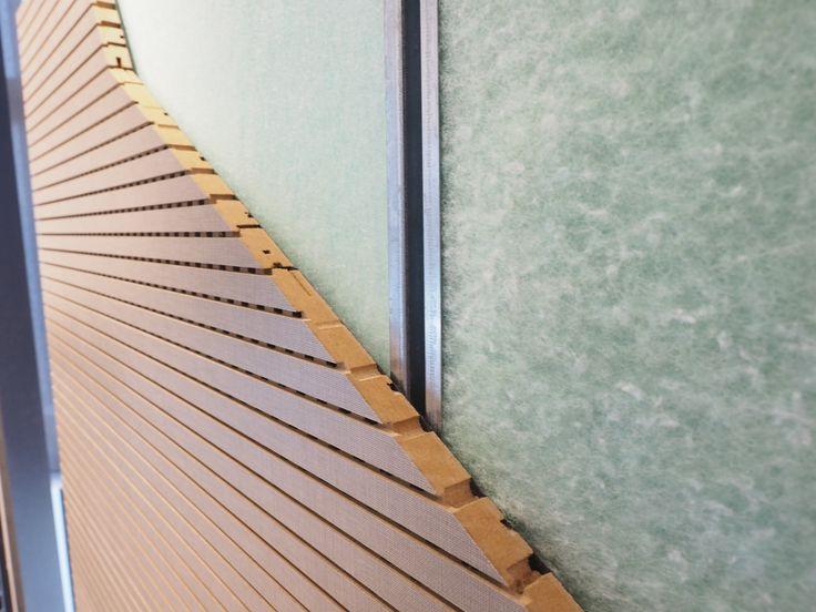 Vertical Akustika - simulazione di posa