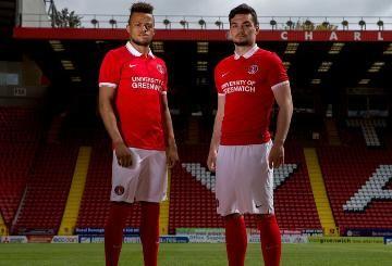 Charlton Athletic FC 2015/16 Nike Home Kit