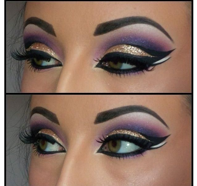 Egyptian eye makeup , Ancient Egyptian Eye Makeup http://www.justtrendygirls.com/ancient-egyptian-eye-makeup/