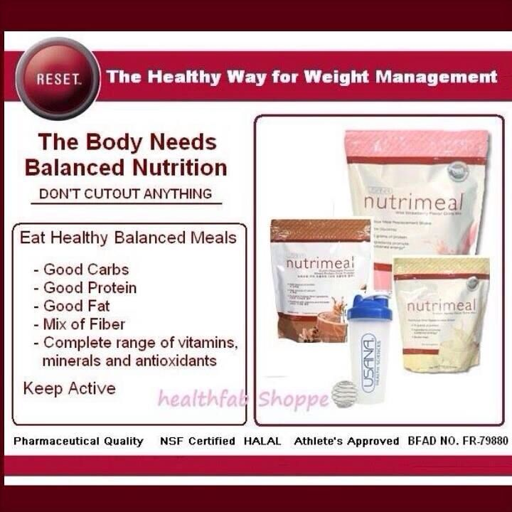 97 Best Healthy Weight Loss USANA RESET Images On