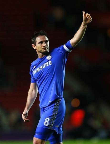 Frank Lampard score