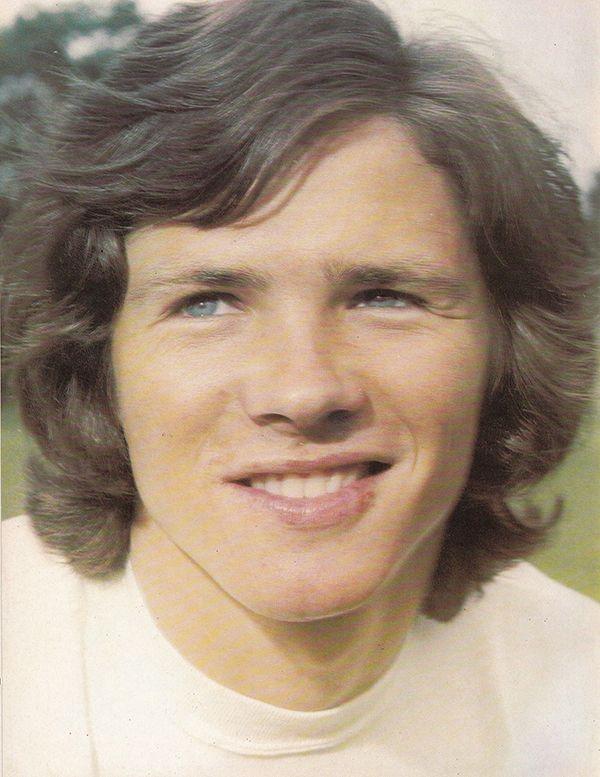 July 1973. Tottenham Hotspur and England Under-23 midfielder Steve Perryman, pictured near White Hart Lane.