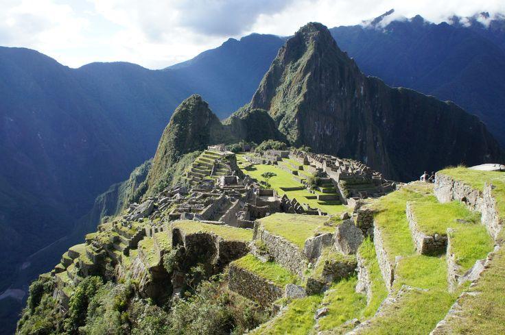 #MachuPicchu #Cusco #Peru Szymon Domeradzki pracownik działu Call Center