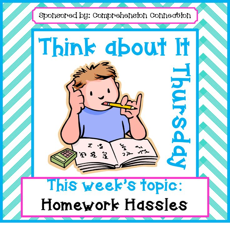 Homework - make a homework bulletin board - laminate one blank sheet per subject area and write the homework for that subject on the sheet in dry erase marker