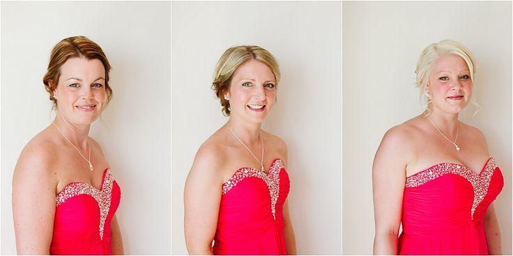 Bridesmaids at the Royal Duchy Hotel in Cornwall