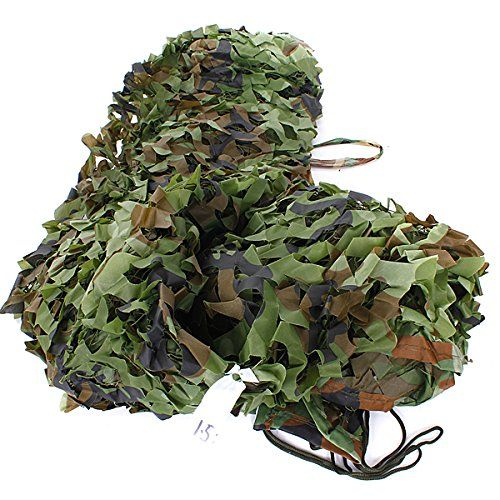 best military camo  Woodland hunting camo Jungle army netting hunting camouflage net car cover netting 7*9M(275.5in*354in)