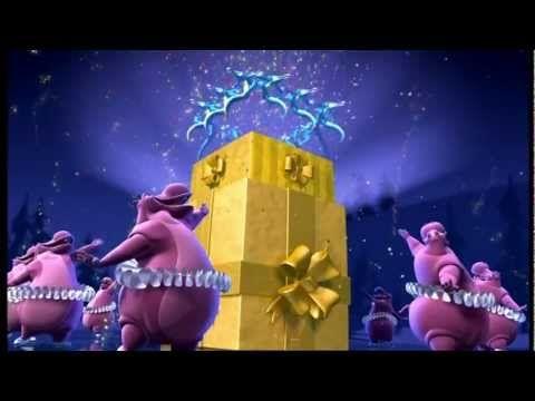 ▶ Kerstmis met Donald Duck & Mickey Mouse - YouTube