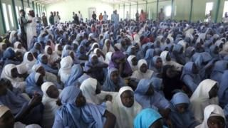 Nigeria Boko Haram: Some missing girls 'rescued' after school attack Latest News