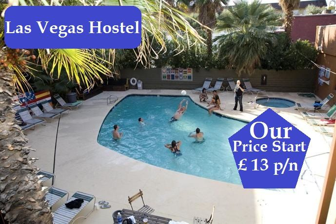 Boasting an outdoor pool, Las Vegas Hostel is located in Las Vegas and provides comfortable accommodation. It is conveniently situated in the city centre.