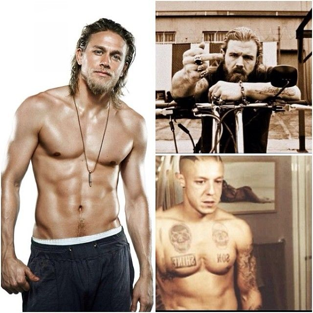 Jax / Opie / Juice / Sons of Anarchy