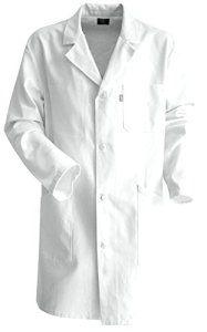 Blouse Blanche de laboratoire 100% coton PALETTE LMA