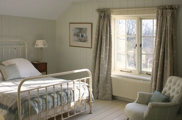 Bedrooms - traditional - Bedroom - South West - Susie Watson Designs