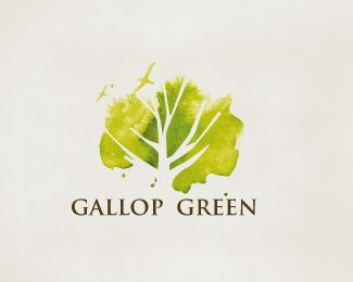 Gallop Green logo