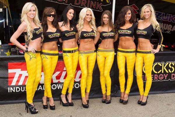 The Girls Rockstar Energy (33 Photos) - http://mother-less.net/the-girls-rockstar-energy-33-photos/